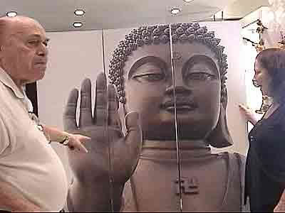 mat233ria antiga 2010 205cone budista 233 apreendido os