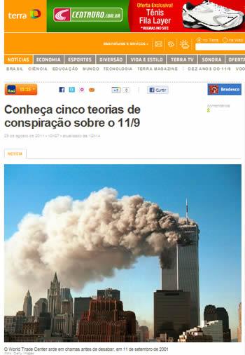 d954904d01 ... pelo governo norte-americano sobre os atentados de 11 de setembro já  levam inúmeros críticos a considerar que tudo não passou de uma grande  armação.
